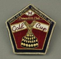 Image of 2013.004.044 - Badge, Medal