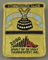 Image of 2013.004.046 - Badge, Medal