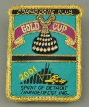 Image of 2013.004.047 - Badge, Medal