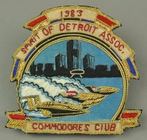 Image of 2013.004.056 - Badge, Medal