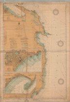Image of 2007.004.445 - Chart, Navigational