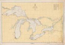 Image of 2013.042.391 - Chart, Navigational