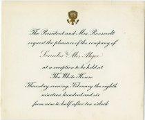 Image of 1965.283.022 - Invitation