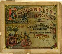 Image of 1951.018.002 - Certificate, Membership