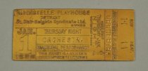 Image of 1952.027.001 - Ticket