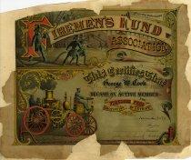 Image of 1955.158.004 - Certificate, Membership