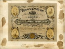 Image of 1955.166.019 - Certificate, Membership