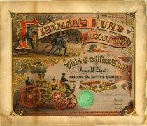 Image of 1955.166.020 - Certificate, Membership
