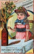 Image of 1955.107.004 - Card, Trade