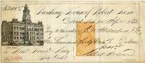 Image of 1958.016.057 - Check, Bank