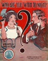 Image of 1978.083.004 - Music, Sheet