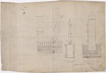 Image of 2013.049.170 - Drawing, Architectural