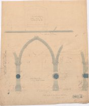 Image of 1983.034.033 - Drawing, Architectural