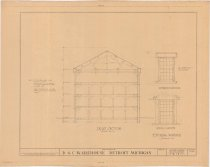 Image of 1954.211.004 - Blueprint