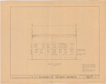Image of 1954.211.005 - Blueprint