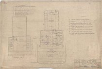 Image of 2013.049.349 - Drawing, Architectural