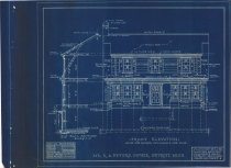 Image of 1981.021.032 - Blueprint