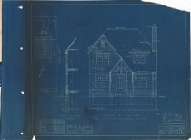 Image of 1981.021.033 - Blueprint