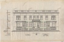 Image of 1981.021.049 - Drawing, Architectural