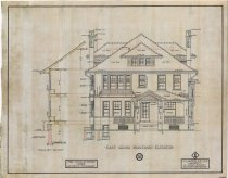 Image of 1981.021.060 - Drawing, Architectural