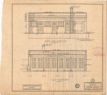Image of 1981.021.062 - Drawing, Architectural