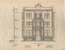 Image of 1981.021.102 - Drawing, Architectural