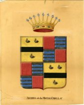 Image of 1929.056.001 - Coat of Arms