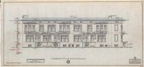 Image of 1981.021.059 - Drawing, Architectural