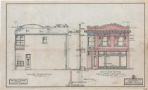 Image of 1981.021.093 - Drawing, Architectural