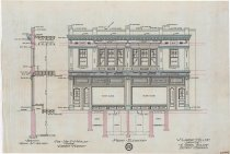 Image of 1981.021.105 - Drawing, Architectural