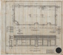 Image of 1981.021.118 - Drawing, Architectural