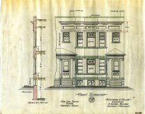 Image of 1981.021.039 - Drawing, Architectural