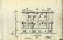 Image of 1981.021.047 - Drawing, Architectural
