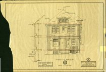 Image of 1981.021.061 - Drawing, Architectural
