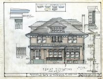 Image of 1981.021.085 - Drawing, Architectural