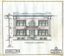 Image of 1981.021.091 - Drawing, Architectural