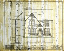 Image of 1981.021.092 - Drawing, Architectural