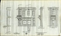 Image of 1981.021.094 - Drawing, Architectural
