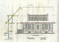 Image of 1981.021.096 - Drawing, Architectural