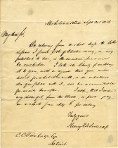 Image of 1948.050.008 - Letter
