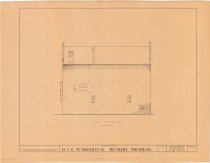 Image of 1954.211.008 - Blueprint