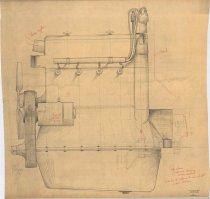 Image of 1960.169.010s - Drawing, Technical