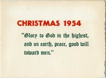 Image of 1976.044.001 - Card, Holiday