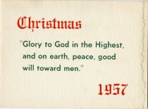 Image of 1976.044.004 - Card, Holiday