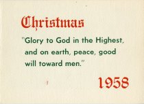 Image of 1976.044.005 - Card, Holiday