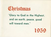 Image of 1976.044.006 - Card, Holiday