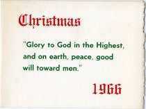 Image of 1976.044.008 - Card, Holiday