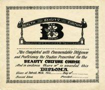 Image of 2004.071.001 - Diploma