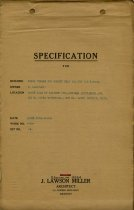 Image of 1981.021.289 - Specification