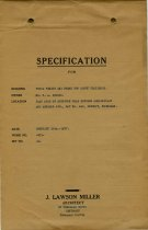 Image of 1981.021.291 - Specification